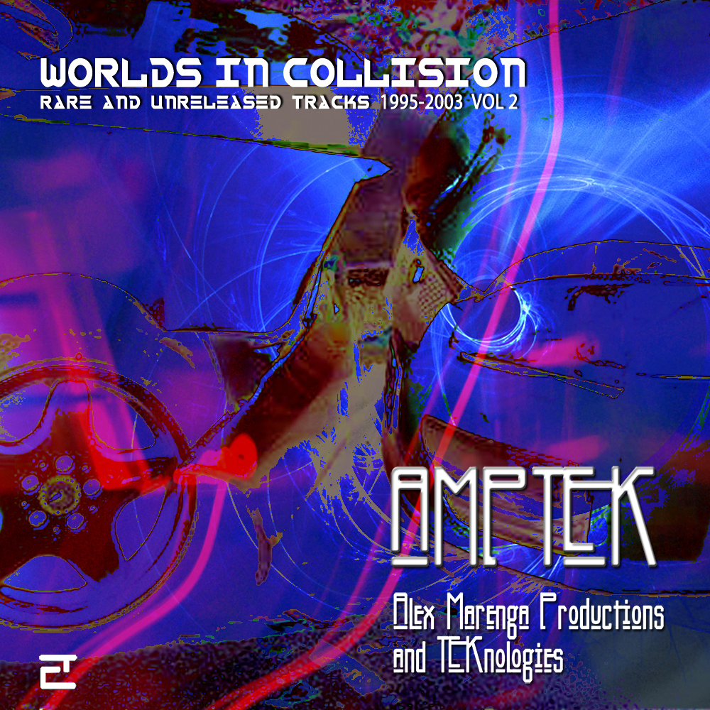 Amptek - Worlds in Collision vol.2