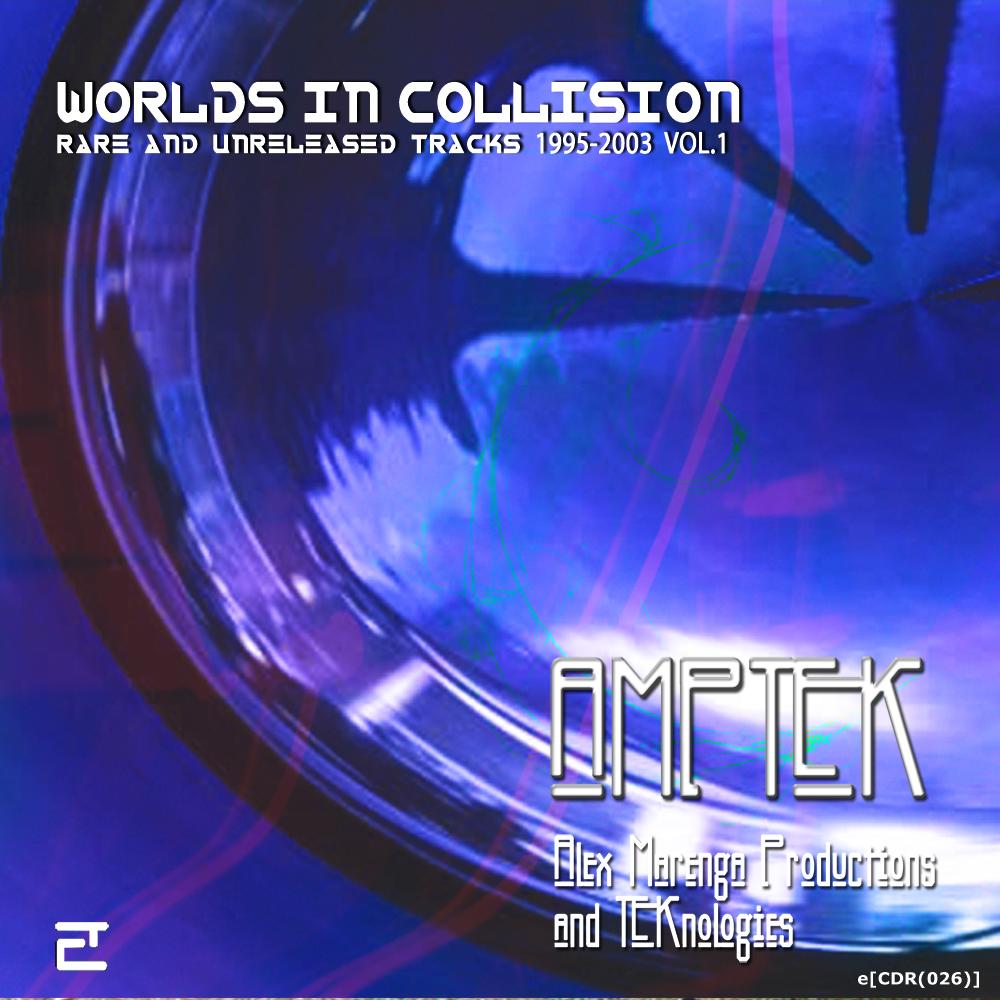 E033 - WORLDS IN COLLISION VOL 1 A
