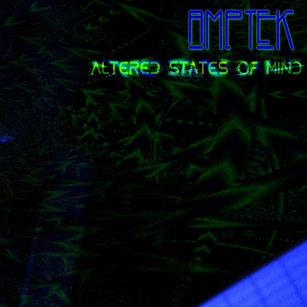 E041 - ALTERED STATES OF MIND (CD)