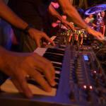 Entropia Techno Dept. Live @ Calcatronica 2014 (photo by H501L)