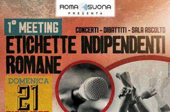 Eclectic Productions partecipa al 1° Meeting Delle Etichette Indipendenti Romane