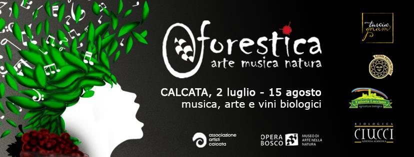 AMPTEK E IVAN MACERA CON IL DR.LOPS LIVE @ FORESTICA, CALCATA