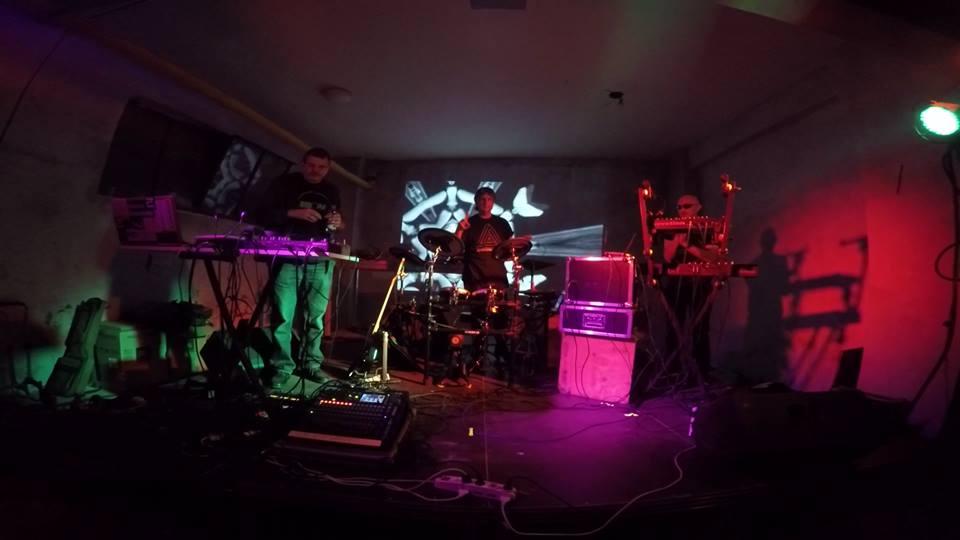 New ENTROPIA album LIVE AT ELECTRIC CIRKUS