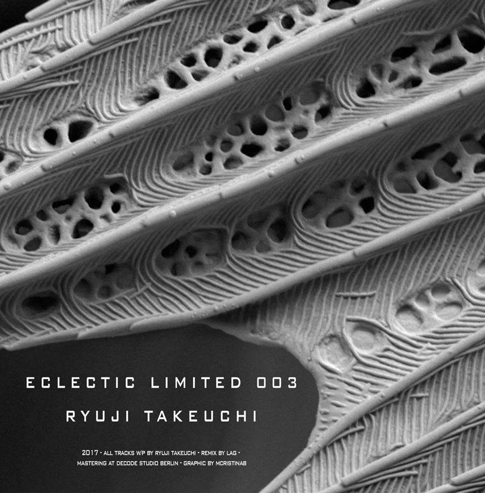 Eclectic Limited 003: Ryuji Takeuchi
