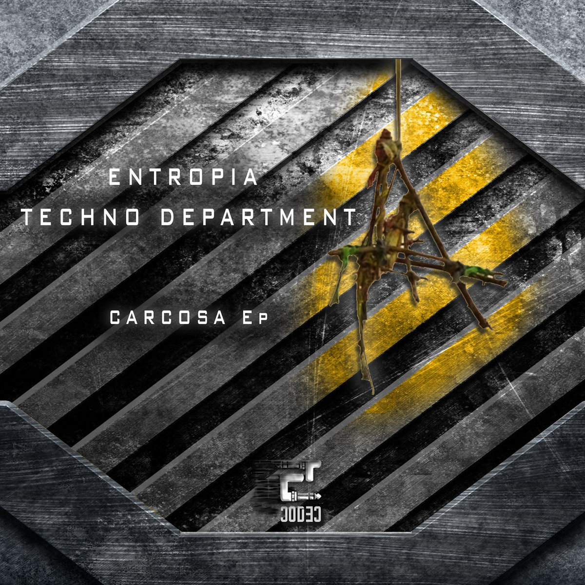 Eclectic Digital Codec 06: Entropia Techno Department – Carcosa Ep