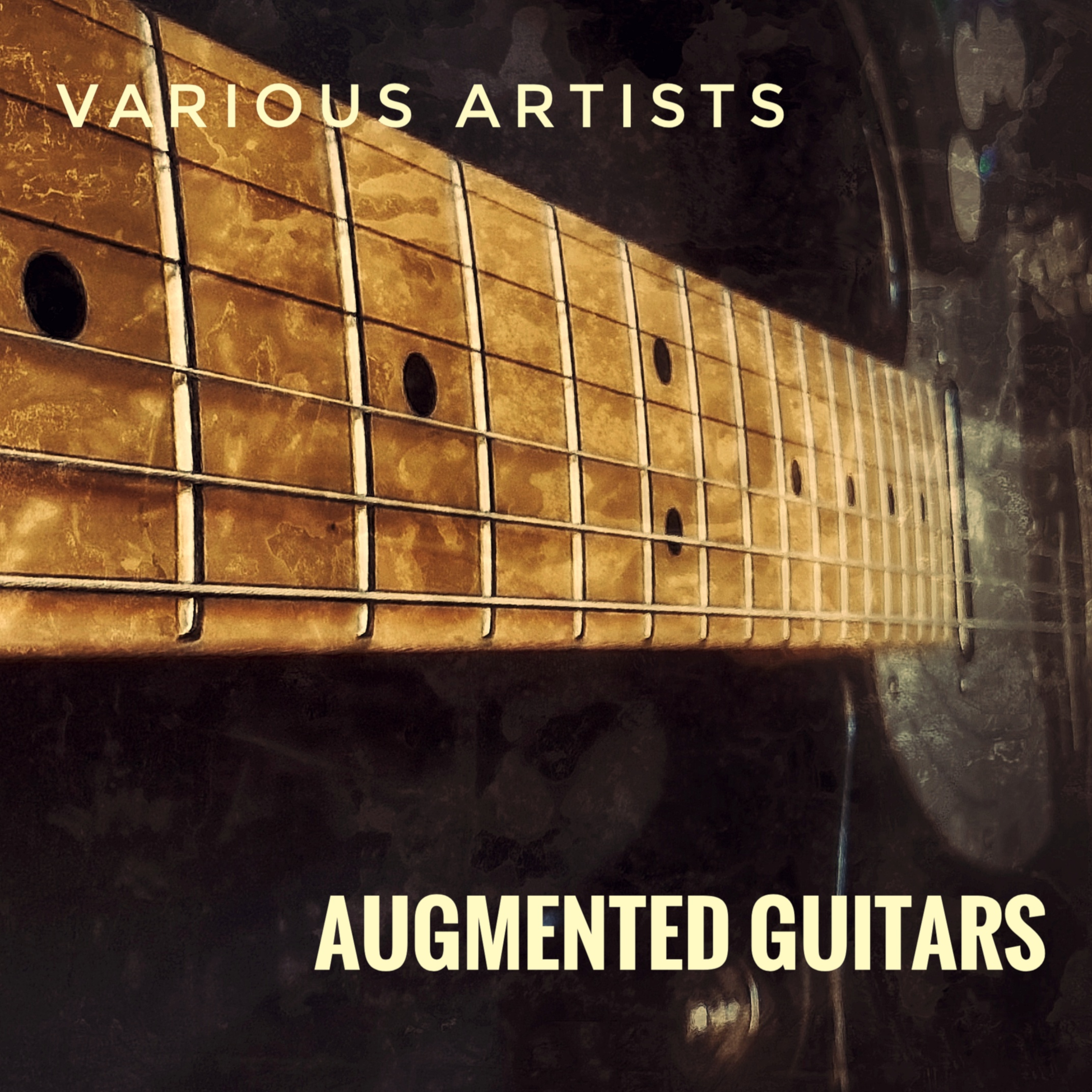 E81 – Amptek, Alex Marenga, Entropia – Augmented Guitars (Compilation)