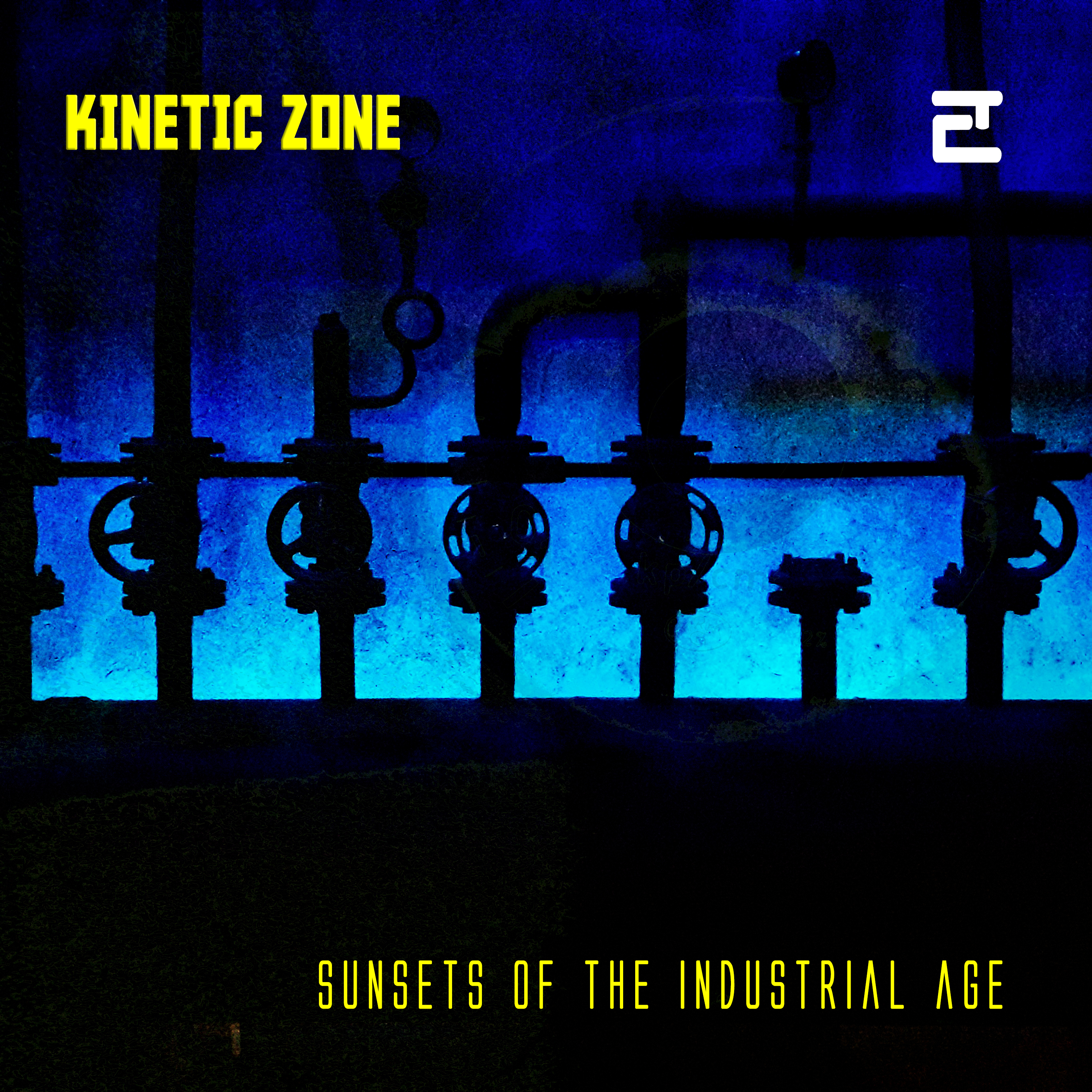 new E.P. by Kinetic Zone out Nov.15