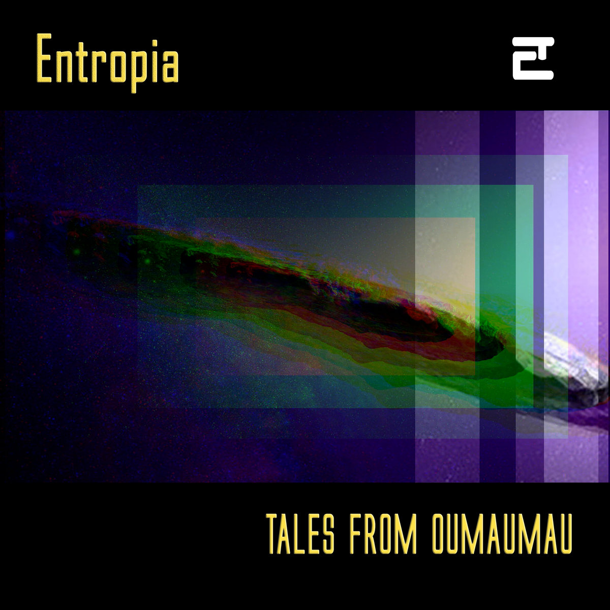 Entropia new album: Tales from Oumuamua