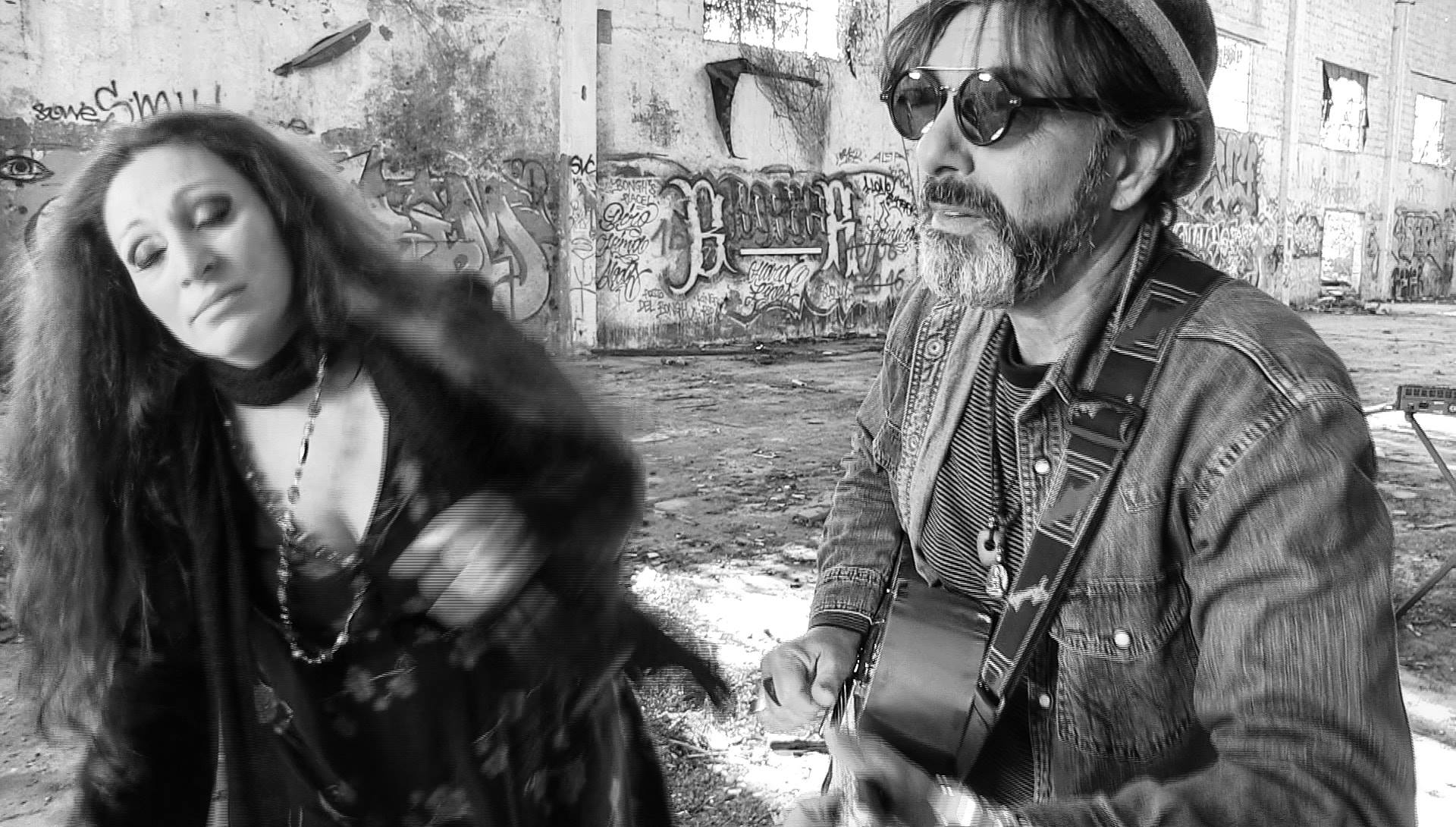 """Electronic Blues Foundation works to new video clip for """"Digital Bluesman"""" upcoming album"""